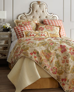"Dian Austin Villa ""South Beach"" Bed Linens"