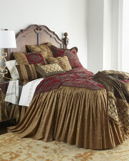 "Sweet Dreams ""Mi Amore"" Bed Linens"