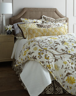"French Laundry Home ""Yasmine"" Bed Linens"