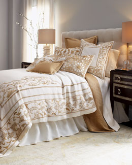 """Bar Harbor"" Bed Linens"