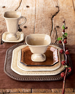 "GG Collection ""Versailles"" Dinnerware"