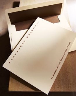 All-in-One Correspondence Cards