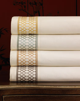 """Willow"" Lattice Sheet Sets"