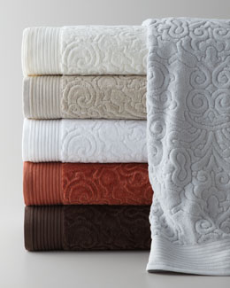"Peacock Alley ""Park Avenue"" Towels"