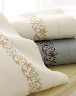 "SFERRA ""Frazier"" Sheet Sets"