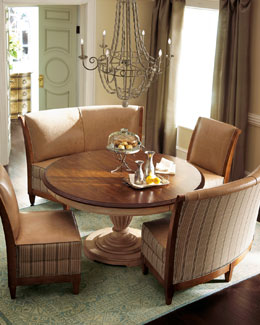 Key City Furniture Linen Dining Furniture