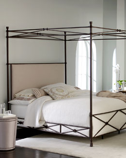 """Marin"" Canopy Bed"