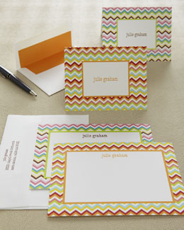 "Boatman Geller ""Chevron"" Notes & Cards"