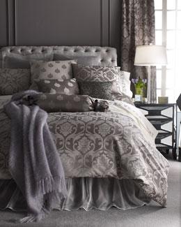 """Fino Lino Linen & Lace """"Charleston"""" Bed Linens"""