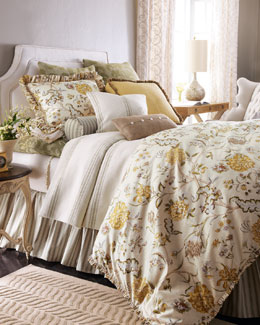 "French Laundry Home ""Olivia"" Bed Linens"