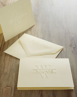 """Regalia"" Notes & Envelopes"