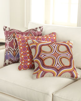 Bohemian Pillow Group