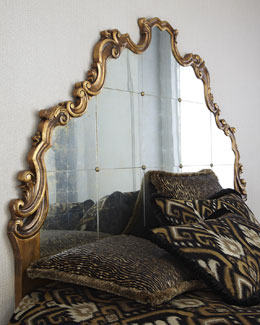 "John-Richard Collection ""Boushant"" Headboard"