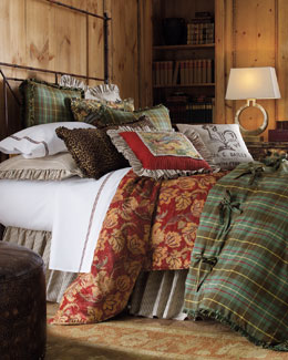 "French Laundry Home ""Cowgirl"" Bed Linens"