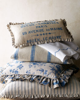 French Laundry Home Decorative Pillows & Throw