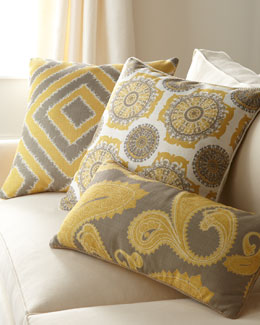 Dijon Pillows