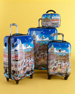 "Heys ""Fazzino"" Cities Luggage Collection"