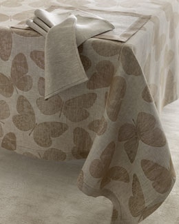 "Pardi ""Fauna Rustica"" Table Linens"