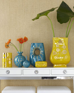 "Jonathan Adler ""Santorini"" Porcelain Decor Collection"