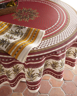 """Tamaris"" Outdoor Tablecloth"