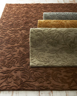 "Bashian Bros Inc ""Tonal Vines"" Rug"