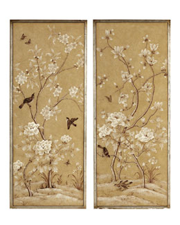 "Bradburn ""Bird"" Neutral Panels"