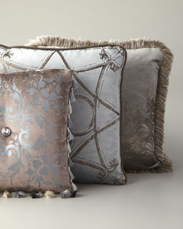 ETOFFE MAKARA Hand-Painted Pillows