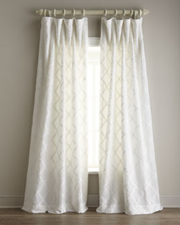 "Amity Home ""Lattice"" Curtains"