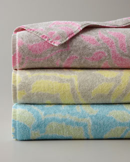 "Fresco Towels ""Venetian Brocade"" Towels"
