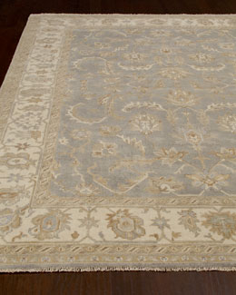 "Exquisite Rugs ""Willow"" Oushak Rug"