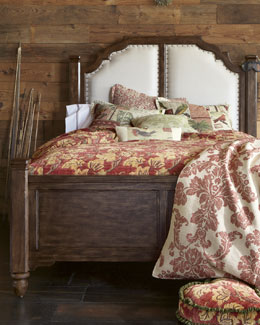 "French Laundry Home ""Fairlane"" Bed Linens"