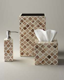 Bojay Ltd Bone Inlay Vanity Accessories