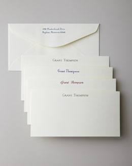 Carlson Craft Oversized Correspondence Cards