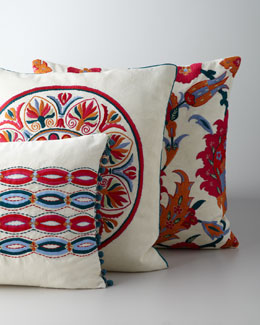 "Design Accents ""Uzbek"" Accent Pillows"