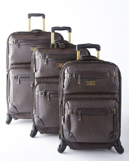 "Adrienne Vittadini ""Union Square"" Luggage Collection"
