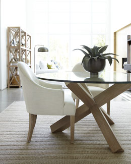 "Lauren Ralph Lauren ""Saugatuck"" Dining Furniture"