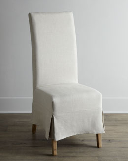 """Havana"" Parson's Chairs & Slipcovers"