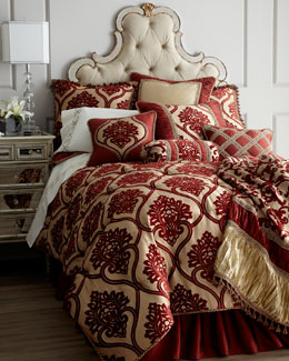 """Austin Horn Collection """"Monte Carlo"""" Bed Linens"""