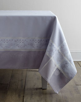 "Garnier-Thiebaut ""Perce Neige"" Table Linens"