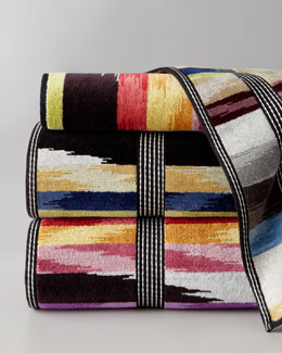 "Missoni Home ""Homer"" Bath Towels"