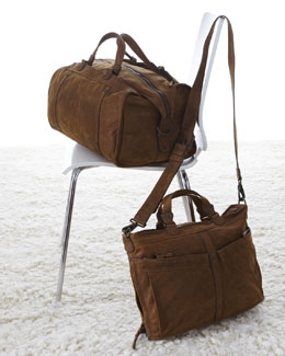 "Andrew Marc ""Bedford"" Satchel Bag & Duffel"