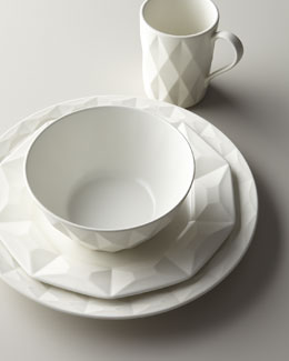 "kate spade new york Four-Piece ""Castle Peak"" Dinnerware Place Setting"