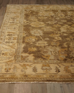 "Exquisite Rugs ""Oak Lea"" Oushak Rug"