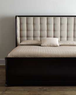 """Dickinson"" Upholstered  Bedroom Furniture"
