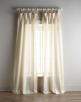 """Virtue"" Sheer Curtains"
