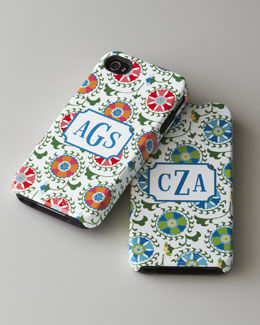 "Boatman Geller ""Suzani"" iPhone 4/4s and iPhone 5 Cases"