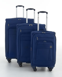 "DELSEY LUGGAGE INC. ""Helium"" Superlite Luggage Collection"