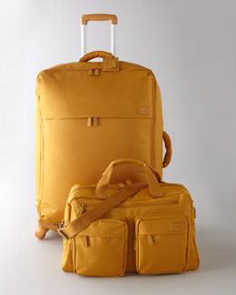 Lipault Soft-Side Luggage