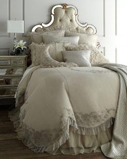 "Callisto Home ""Grace"" Bed Linens"
