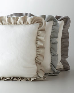 """Glynn"" Linen Pillow"